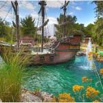 7023 sport&recreation  pirate adventure minigolf